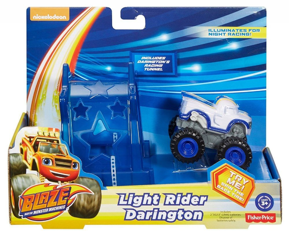 Blaze And The Monster Machines Speed Light Vehicle